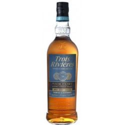 Trois rivieres ambre finish rum agr. cl.70