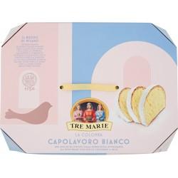 Tre Marie la Colomba Capolavoro Bianco 930 gr.