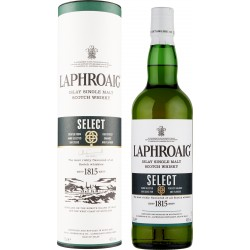Laphroaig Select Islay Single Malt Scotch Whisky 70 cl.