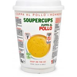 Soupercups zuppa al pollo gr.25