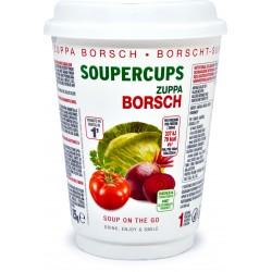 Soupercups zuppa borsch gr.25