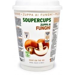 Soupercups zuppa ai funghi gr.25