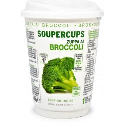 Soupercups zuppa ai broccoli gr.25