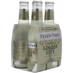 Fever tree ginger beer cl.20 cluster da 4