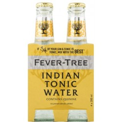 Fever tree tonica cl.20 cluster da 4