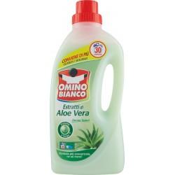 Omino Bianco Estratti di Aloe Vera 1500 ml. 30 lavaggi