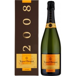 Champagne Veuve Clicquot Vintage 2008 cl.75 Astuccio
