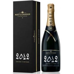 Moet & Chandon gran vintage astucciato 2012 cl.75