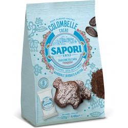 Sapori Colombelle Cacao e Fave di Cacao 127 gr.