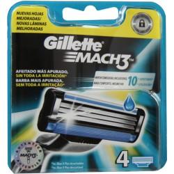 Gillette mach 3 ricarica new x4