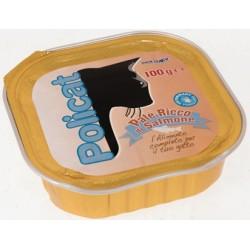 Policat patè ricco di salmone gr.100