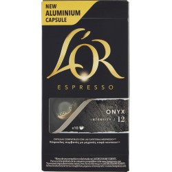 L'OR Espresso Onyx 12 10 Capsule 52 gr.