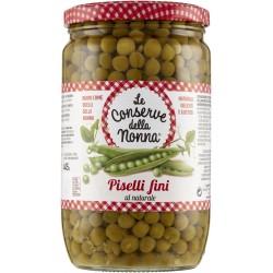 Le conserve della nonna Piselli extra-fini à l'étuvée 680 gr.