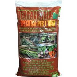 Terragraria terriccio bio per orto lt.50