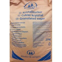 Diamant zucchero sacco kg.25