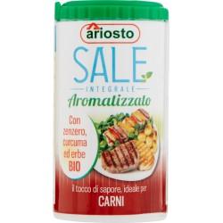 Ariosto Sale Integrale Aromatizzato Carni 100 gr.