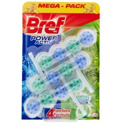 BREF WC Power Activ Natura Tripack 3x50 gr.