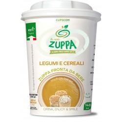 La mia Zuppa legumi cereali gr.330