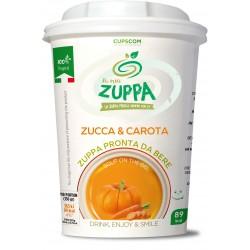 La mia Zuppa zucca carote gr.330