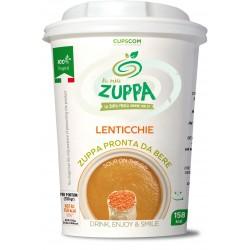 Zuppe fresche lenticchie gr.330