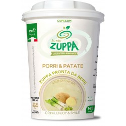 La mia Zuppa porri patate gr.330