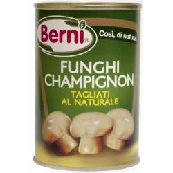 Berni funghi champignon tagliati gr.290