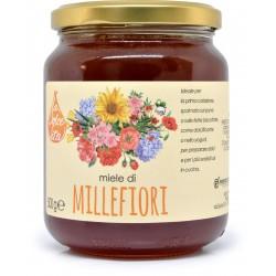 La dolce vita miele millefiori gr.500