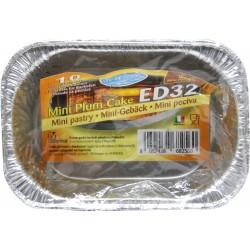 Soft Soft contenitori per forno ed32 mini plum pz.10