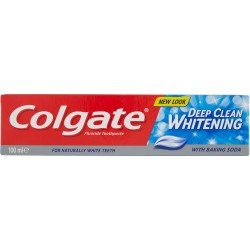 Colgate Deep Clean Whitening Dentifricio 100 ml.