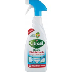 Citrosil Home Protection Bagno Disinfettante 650 ml.