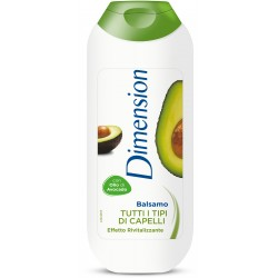 Dimension balsamo olio avocado ml.200