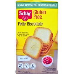 Schär Fette Biscottate 3 x 86,7 gr.