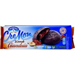 Monviso cremon 3 cereali gianduia gr.150