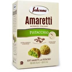 Falcone amaretti morbidi al pistacchio gr.170