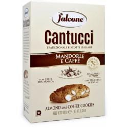 Falcone Cantucci alle mandorle e caffè gr..170