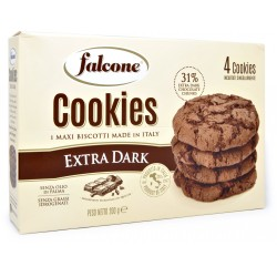 Falcone cookies extra dark gr.50x4