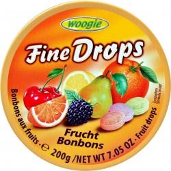 Woogie fine drops caramelle alla frutta gr.200