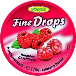 Woogie fine drops caramelle al lampone gr.175