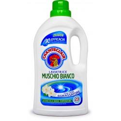 Chanteclair Lavatrice Muschio Bianco 23 lavaggi 1150 ml.