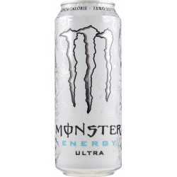 Monster Ultra White lattina da cl.50