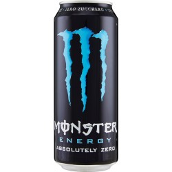 Monster Energy Absolutely Zero cl.50