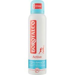 Borotalco Active Profumo di Sali Marini Deo Spray 0% Alcool 150 ml.