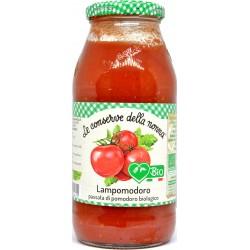 Le conserve della Nonna lampomodoro bio bottiglia gr.500