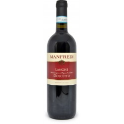 Manfredi langhe dolcetto doc cl.75