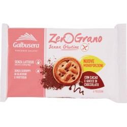 Galbusera ZeroGrano Frollini con Gocce di Cioccolato 300 gr.
