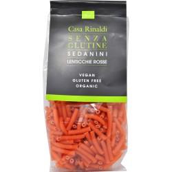 Casa Rinaldi sedanini alle lenticchie rosse gr.250