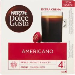 NESCAFÉ DOLCE GUSTO CAFFÈ AMERICANO caffè espresso lungo 16 capsule