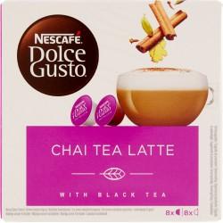 NESCAFÉ DOLCE GUSTO CHAI TEA LATTE Tè con latte speziato 8 capsule
