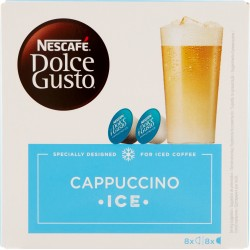 NESCAFÉ DOLCE GUSTO CAPPUCCINO ICE 8 capsule