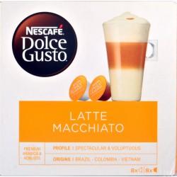 NESCAFÉ DOLCE GUSTO LATTE MACCHIATO latte macchiato 8 capsule